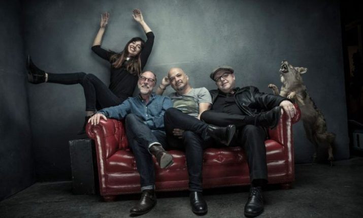 Pixies to play Croatia in August