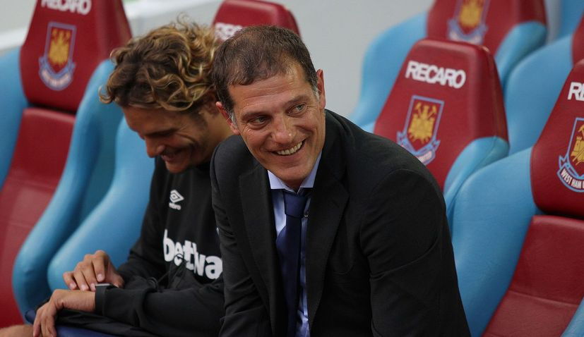Slaven Bilic breaks 99-year-old record with West Bromwich Albion
