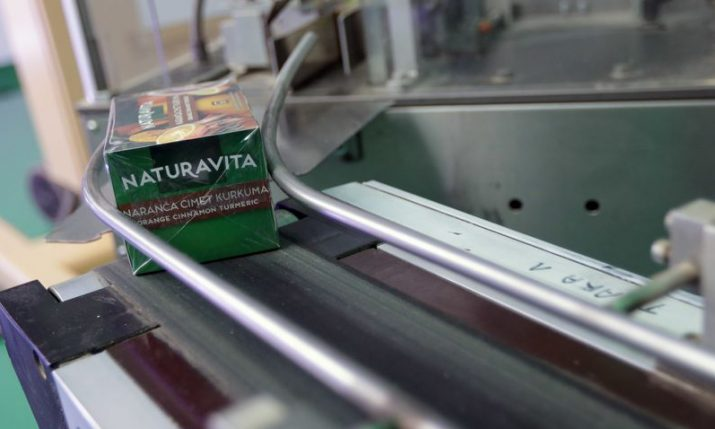 One of Europe's biggest tea factories opens in Croatia