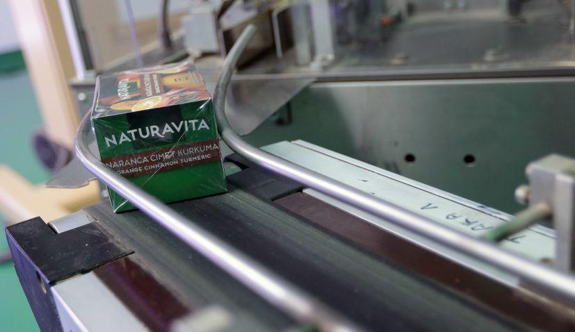 One of Europe's biggest tea factories opens in Croatia