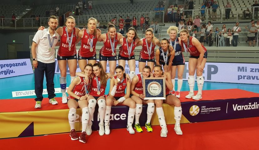 Croatia named as co-host of women's EuroVolley in 2021