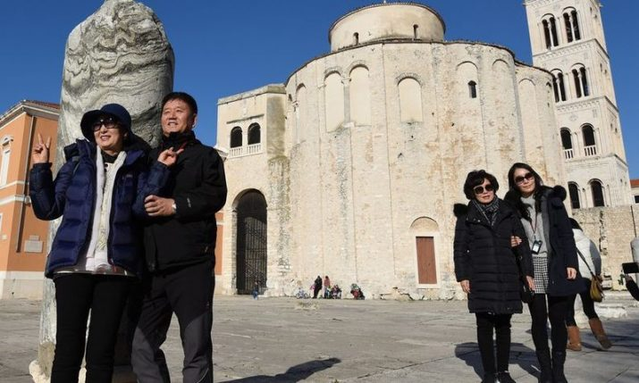 Record tourist numbers in November in Zadar