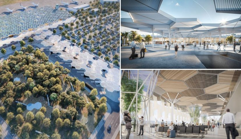 PHOTOS: New Zadar Airport presented