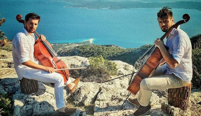 2Cellos to reunite for 10th anniversary