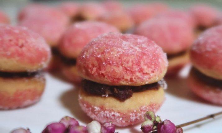 How to make 'breskvice', Croatian peach cookies