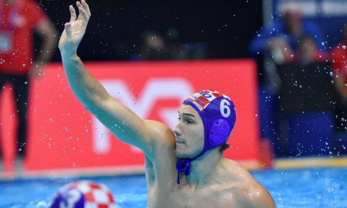 Croatia thrash Slovakia to stay unbeaten at European Water Polo Champs