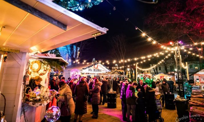 Karlovac tourist traffic up after successful Advent