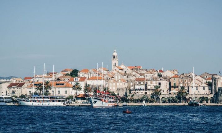 Vogue Australia names Korcula No. 3 most beautiful place in Europe