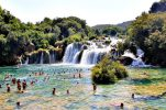Swimming ban announced at Krka National Park