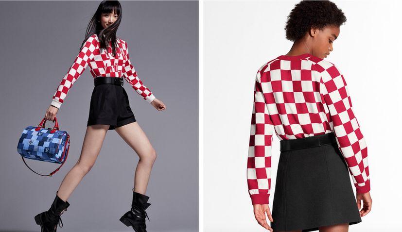 New Louis Vuitton design catches eye of Croatians