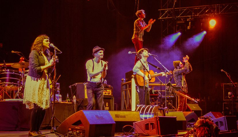 The Lumineers to play Zagreb's INmusic festival