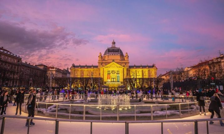 Tourist results for Advent in Zagreb published