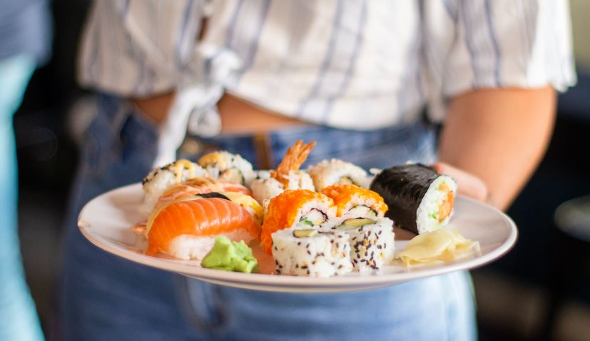 6 best places to get sushi in Zagreb