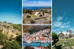 Brac island's new 135 km tourist trail connecting historical sites