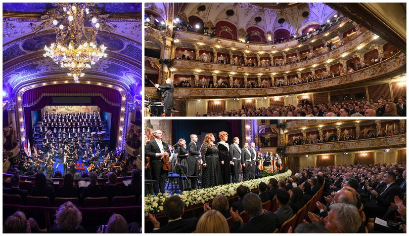 Start of Croatia's EU presidency marked with concert in Zagreb