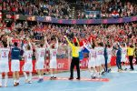 Croatia wins silver medal at European handball championship