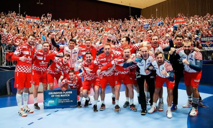 Handball EURO 2020: Croatia beats Serbia to remain unbeaten