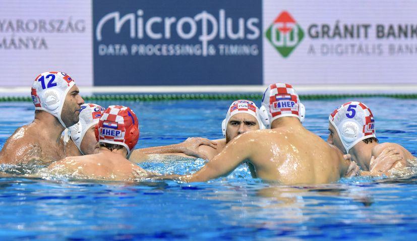 water polo croatia usa Montenegro