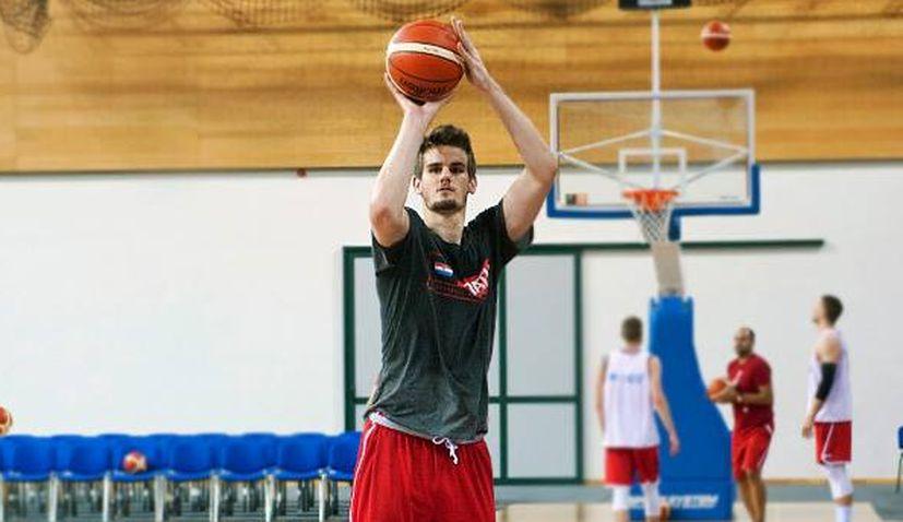 Croatia's Dragan Bender named NBA G League Player of the Week