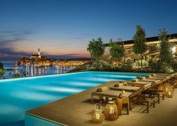 Grand Park Hotel Rovinj in company of world's best hotels