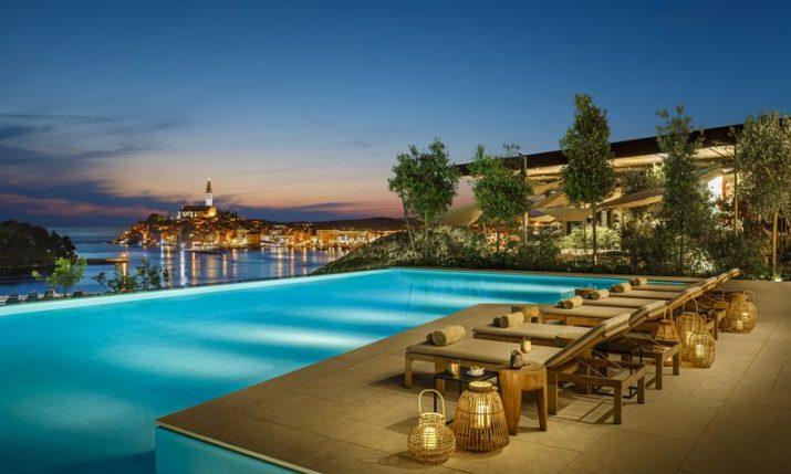 Grand Park Hotel in Rovinj wins Hotel Property Award 2020