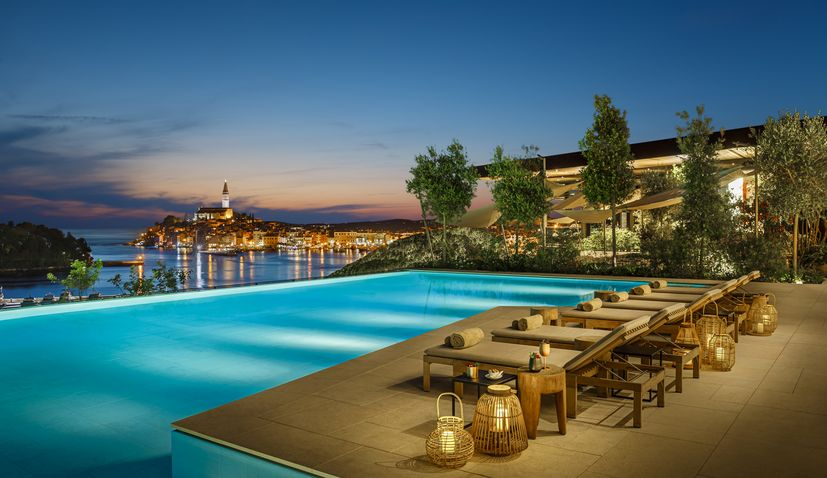 Grand Park Hotel in Rovinj wins Hotel Property Award 2020