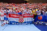 VIDEO: Croatian handball fans most passionate at EURO
