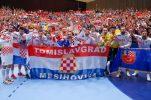 VIDEO: Croatian handball fans most passionate at EURO