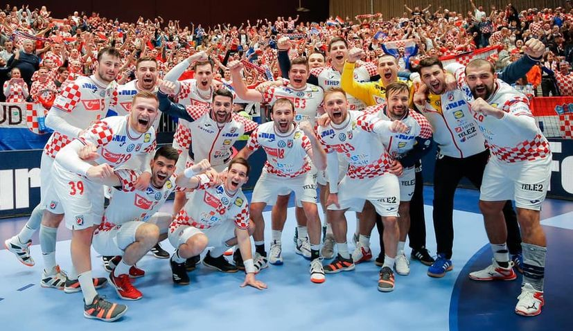 Handball Euro 2020 Croatia Beats Belarus To Stay Unbeaten