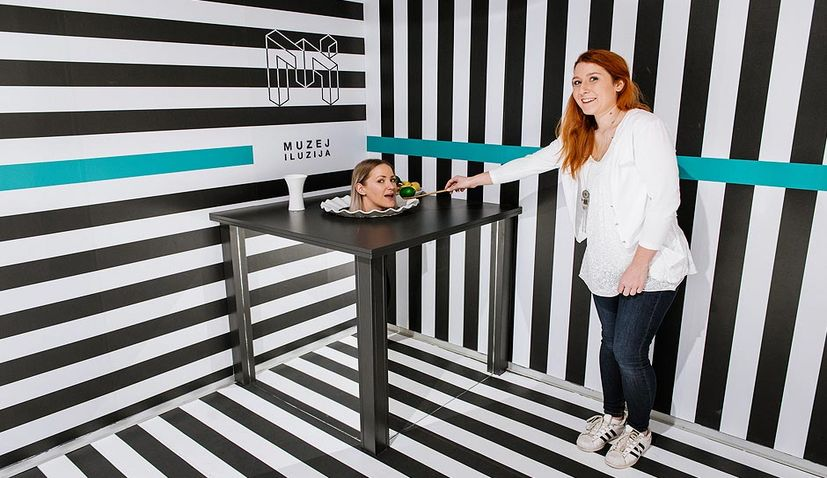 Croatian Museum of Illusions continues US expansion