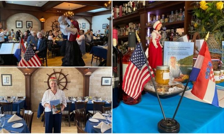 Dubrovnik Restaurant in New York hosts Croatian cultural charity event
