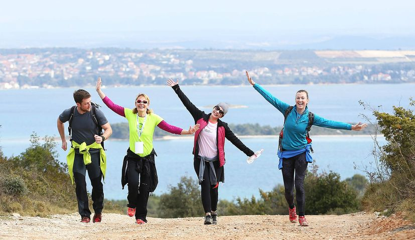 Croatia's largest trekking race to take place on Pasman island in March