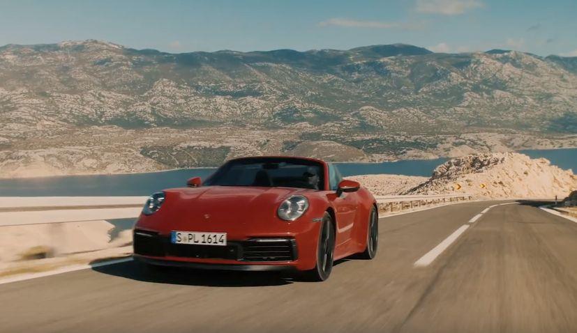 VIDEO: Porsche film impressive video in Croatia
