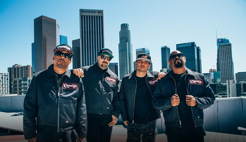 Cypress Hill coming to Croatia to perform