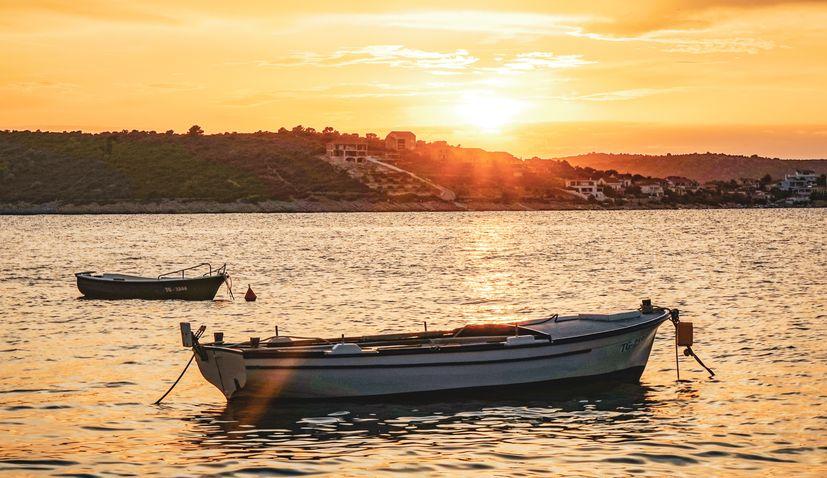 Dalmatia among warmest in Europeon Tuesday