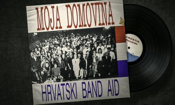 Legendary Croatian song 'Moja domovina' to get remake