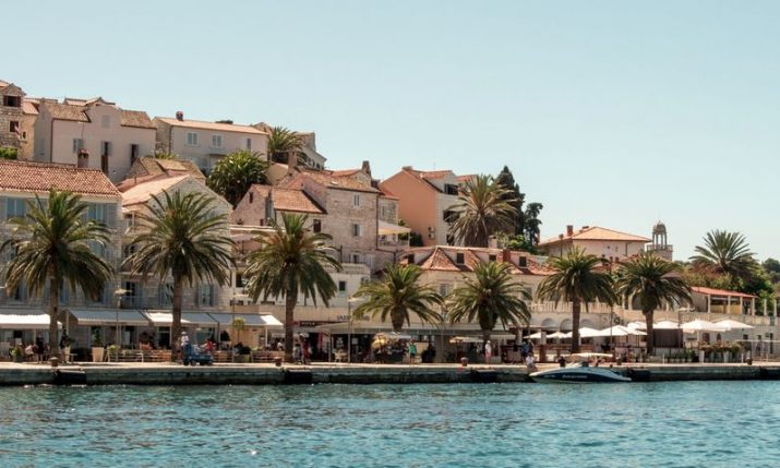 First coronavirus case on a Croatian island confirmed