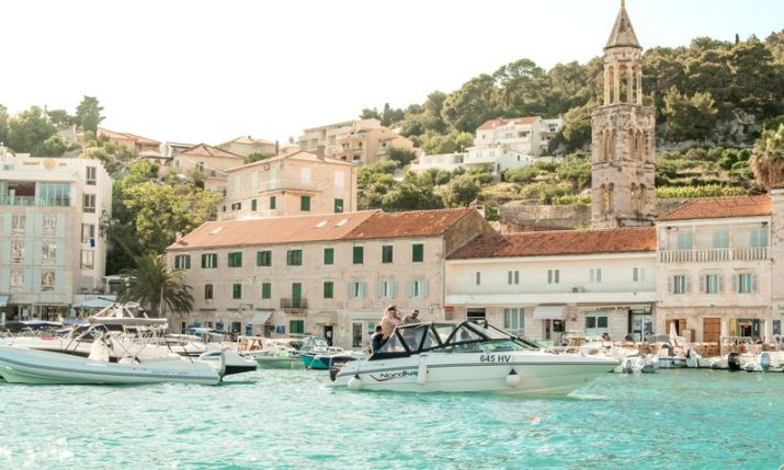 Glamour puts Croatia among world's best hen do destinations