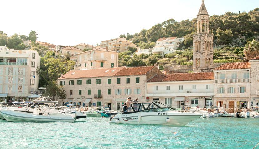 Glamour puts Croatia among world's best hen do destinations