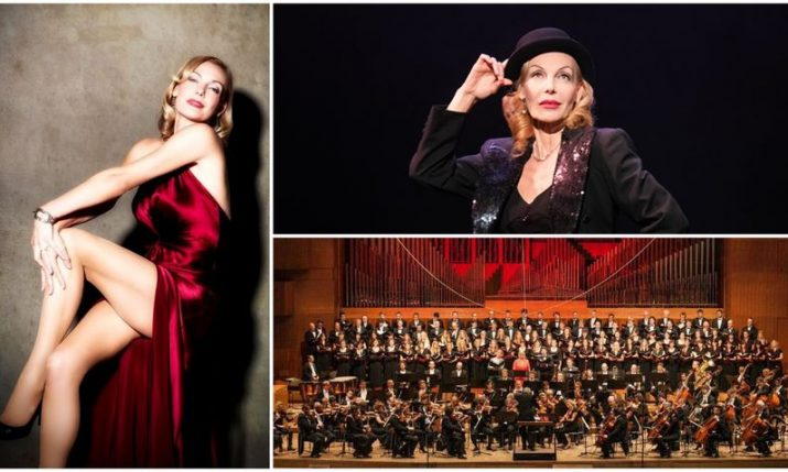Ute Lemper to perform with Zagreb Philharmonic Orchestra on 14 Feb