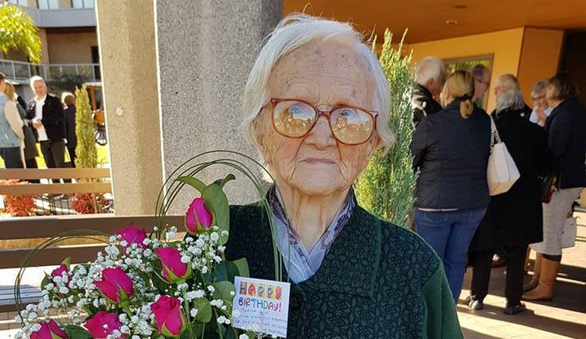 Oldest Croatian woman abroad passes away aged 106 in Australia