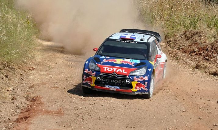 Croatia aiming to host World Rally Championship in 2021