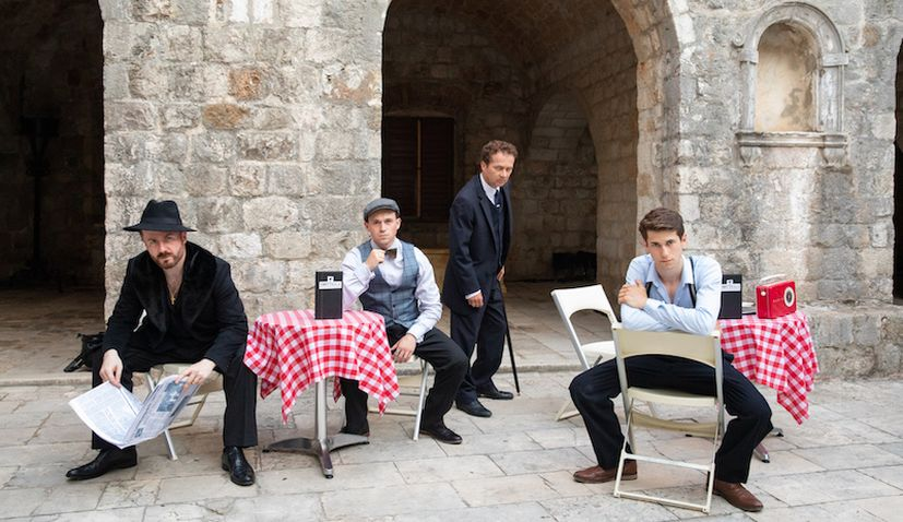 Croatian Midsummer Scene at prestigious Bermuda festival