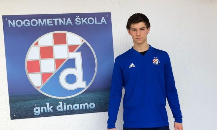 First Canadian at Croatian champions Dinamo Zagreb