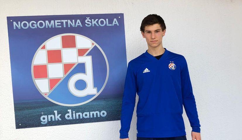 First Canadian at Croatian champions Dinamo Zagreb