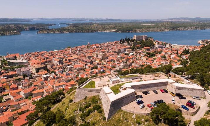Free entrance to impressive Barone Fortress in Sibenik on February weekends