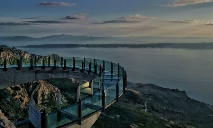 PHOTOS: New skywalk attraction on Biokovo set to open