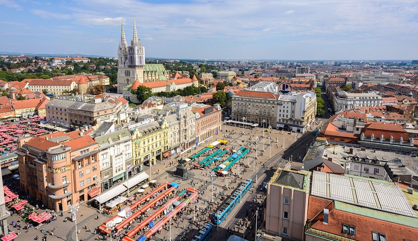 Zagreb ranked 16th healthiest European capital