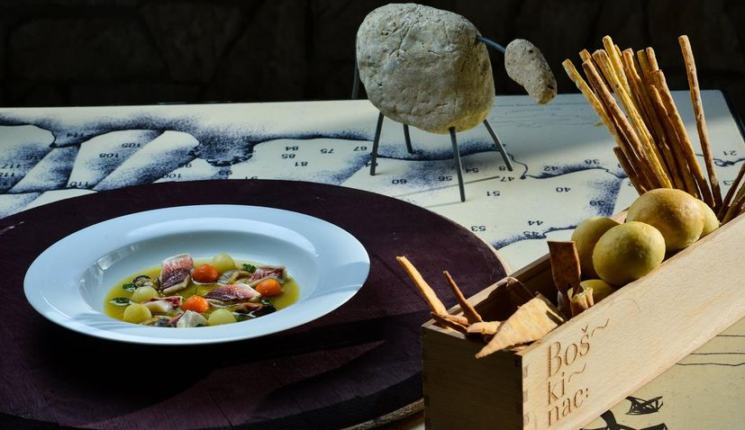 Two new restaurants in Croatia awarded a Michelin star