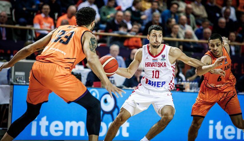 Croatia beats Netherlands to edge closer to FIBA EuroBasket 2021